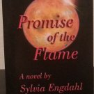 Promise of the Flame by Sylvia Engdahl - Signed 1st Tp. Edn.