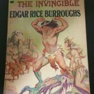 Tarzan The Invincible by  Edgar Rice Burroughs  Ace Paperback F-189