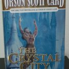 The Crystal City by Orson Scott Card - Signed 1st Hb. Edn.
