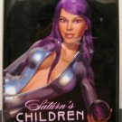 Saturn's Children by Charles Stross - Signed 1st Hardcover Edition