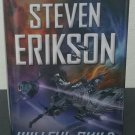 Willful Child by Steven Erickson - Signed 1st Hb. Edn.