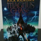 Magnus Chase: The Ship of the Dead Vol. 3 by Rick Riordan - Signed 1st Hb. Edn.