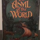 The Anvil of the World by Kage Baker- Signed 1st HC. Edition
