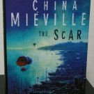 The Scar by China Miéville - Signed 1st British Hb. Edn.