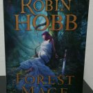 Soldier Son Trilogy: Forest Mage 2 by Robin Hobb - Signed 1st Hb. Edn.
