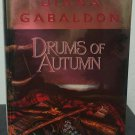 Drums of Autumn by Diana Gabaldon - Signed American Hb. Edn.