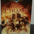 The Red Pyrimid by Rick Riordan- Signed 1st Hb. Edn.