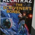 Alcatraz versus The Scrivener's Bones by Brandon Sanderson- Signed 1st Pb Edn.