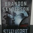 Steelheart by Brandon Sanderson - Signed 1st Hb. Edn.