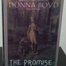 The Promise by Donna Boyd - 1st Hb. Edn.