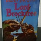 Lord Brocktree by Brian Jacques - 1st Hb. Edn.