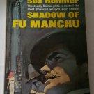 Shadow of Fu Manchu by Sax Rohmer Pyramid Books F-837