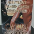 Cajun Nights by Samantha Winston, Patrice Michelle and Annie Windsor