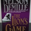 The Lion's Game by Nelson DeMille- Signed 1st Edn. Hardcover
