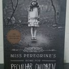 Miss Peregrine's Home For Peculiar Children by Ransom Riggs - Signed 1st Hb. Edn.