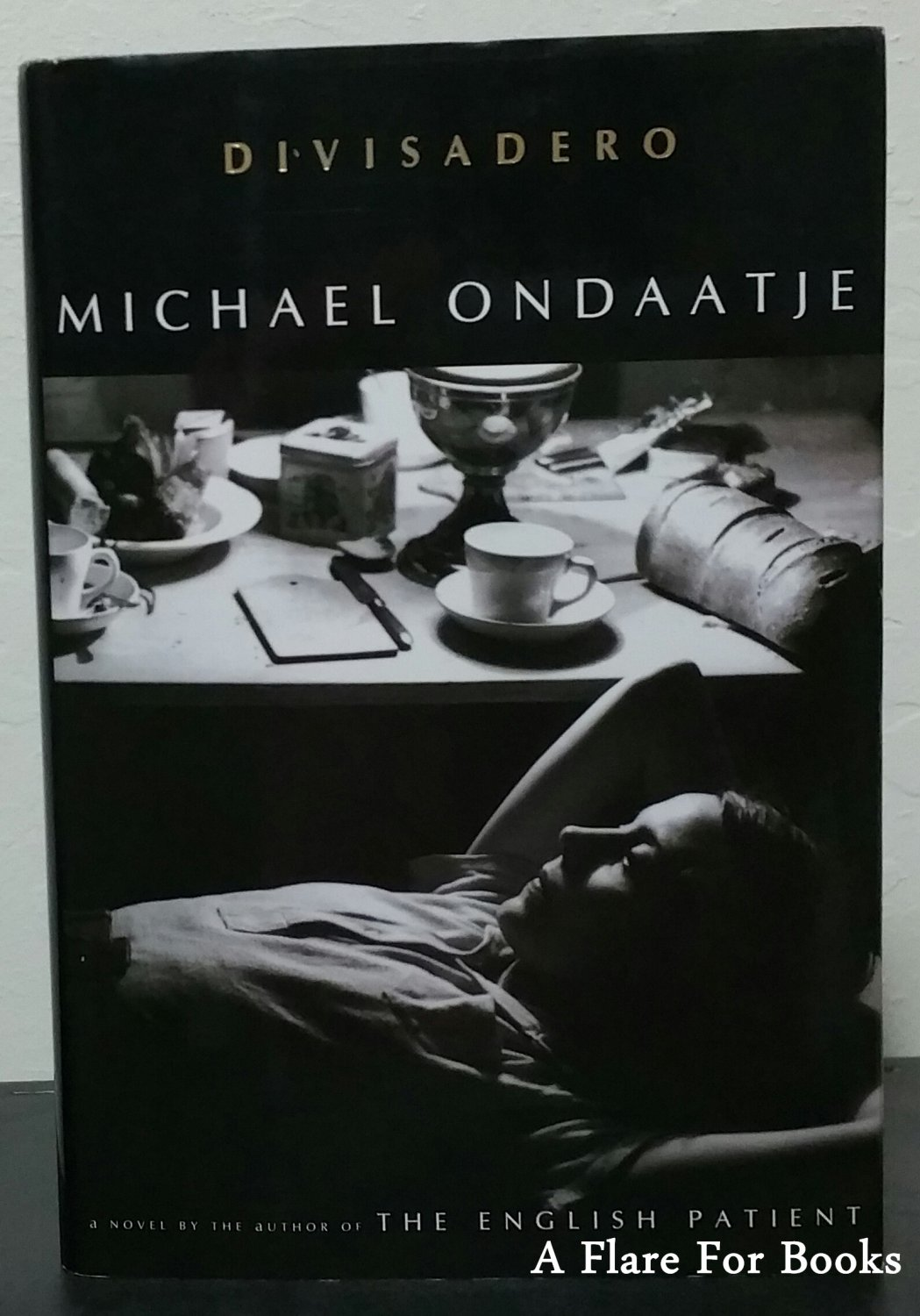 Divisadero by Michael Ondaatje - Signed 1st Hb. Edn.