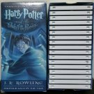 Harry Potter and the Order of the Phoenix Books On Tape by J.K. Rowling