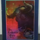 The Golem's Eye by Jonathan Stroud - Signed 1st Hb. Edn.