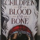 Children of Blood and Bone by Tomi Adeyemi - Signed Hardcover