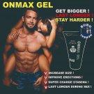 ONMAX GEL Penis Enlargement 7CM+ Gel Big Dick Herbal Enlargement