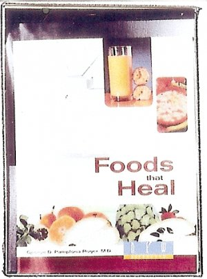 Foods That Heal Rh/063-681  Catalog p.8