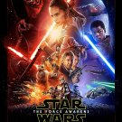 Star Wars Episode VII Force Awakens (2015) Movie Poster Banner