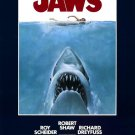 Jaws Movie Poster Banner