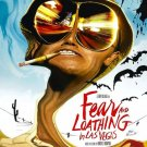 Fear and Loathing in Las Vegas Movie Poster Banner