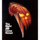 Halloween Movie Poster Banner
