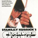 A Clockwork Orange Movie Poster Banner