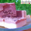 Olive Rose Facial Soap--Cold Process Handmade Soap w/ Rose Clay, Rose Water