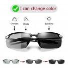 Brainart™ Men's Photochromic Sunglasses with Polarized Lens Free Shipping