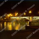 Guadalquivir By Night 4 x 6""