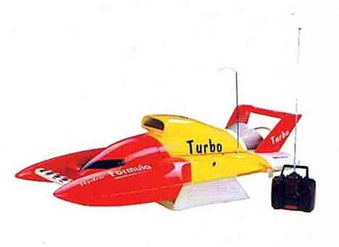 NEW 1:6 Scale HYDRO FORMULA BOAT RC R/C Gas 26cc Motor