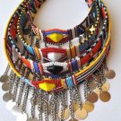 Ceremonial Maasai Necklace