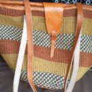 Maasai shopping bag sisal handbag