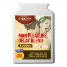 Man Pleasure Delay Blend 5000mg Natural Premature Ejaculation 60 Pills
