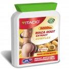 Maca Root Complex 5000mg Natural Bum Booty And Hips Enhancement 60 Pills
