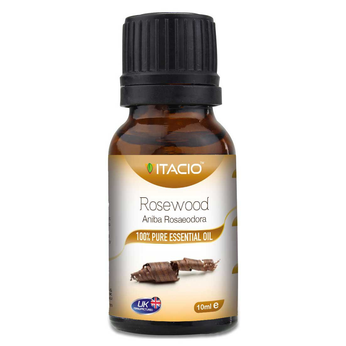 Pure & Natural Rosewood Essential Oil 10ml