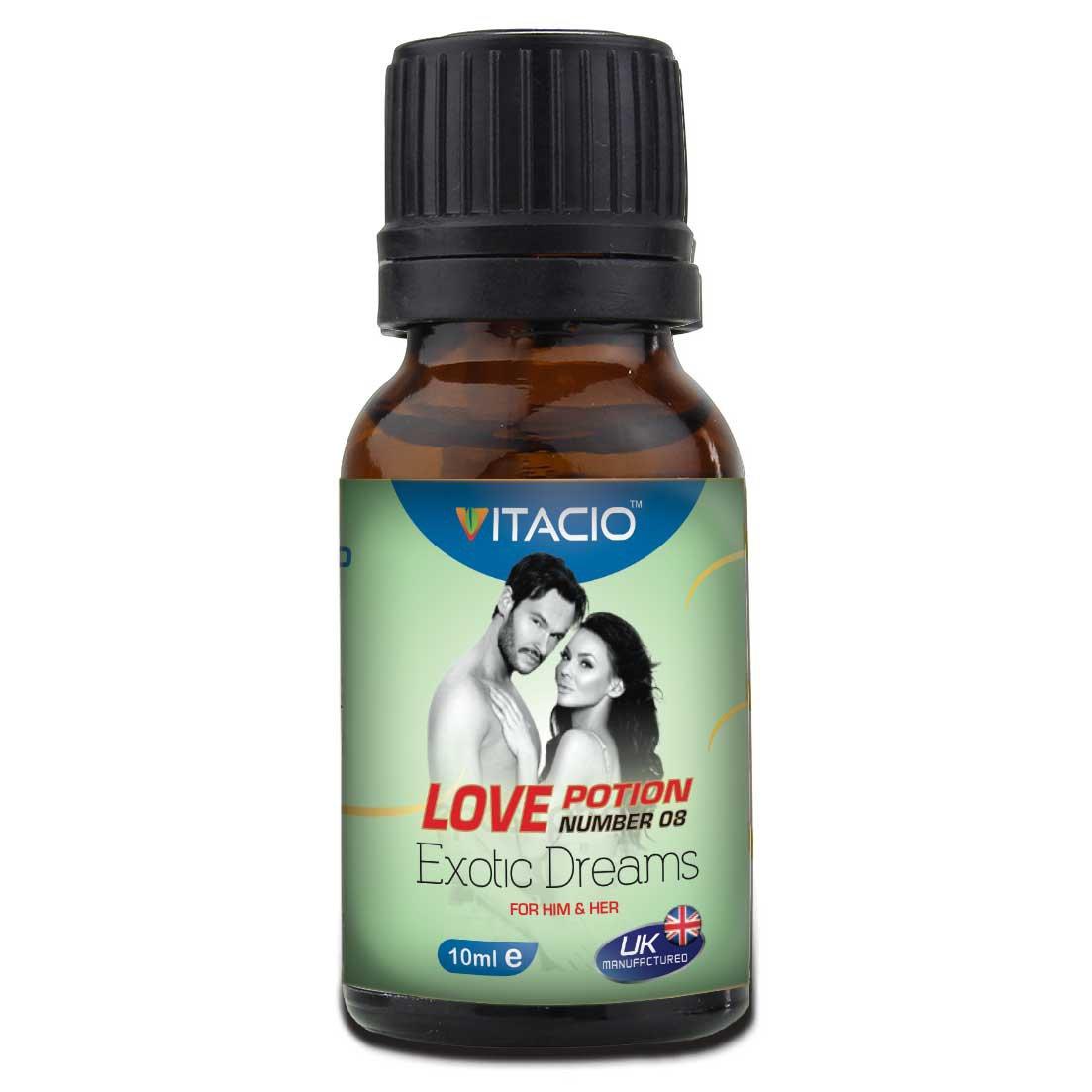 LOVE POTION N0.8 Erotic Aphrodisiac Fragrance Oil 10ml