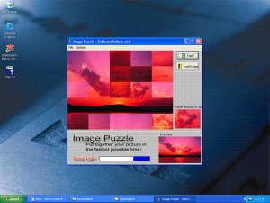Create Your Own Picture Puzzle software resell rights!
