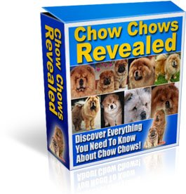 Everything You Need to Know About Chow Chows ebook