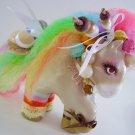 Marshmallow Macaron Unicorn