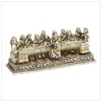 Pewter Last Supper