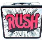 Rush Collectible Lunchbox