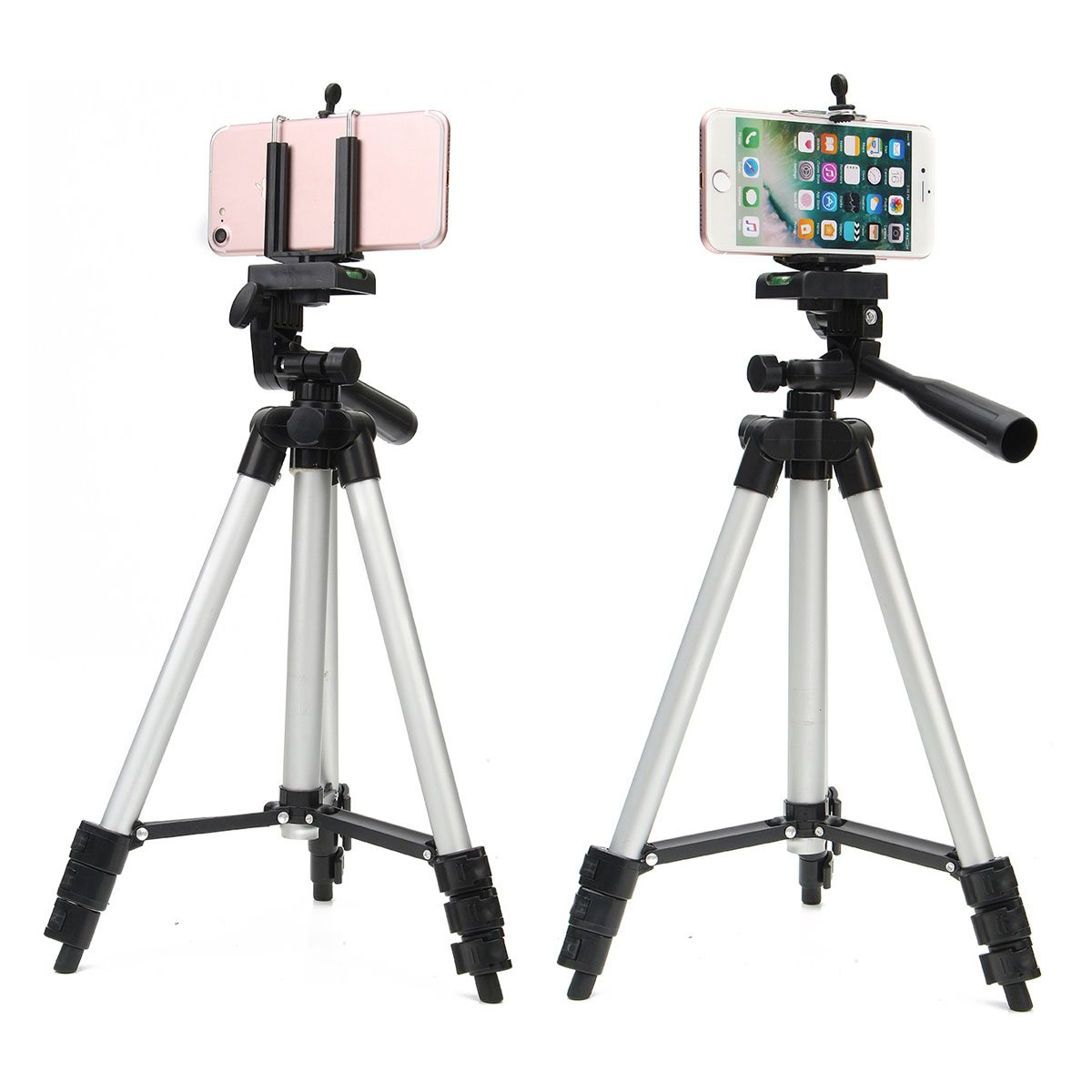 Bakeey Professional Camera Adjustable Tripod Stand Holder Live Selfie Stick for iPhone 8 Plus X S8 S