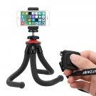BlitzWolf® BW-BS7 Multi-angle Rotation bluetooth Octopus Tripod Selfie Stick for Phones Sport Camer