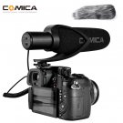 Comica CVM V30 PRO Hypercardioid Condenser Microphone Interview Video Recording microphone Mic for D