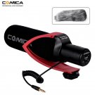 Comica CVM V30 PRO Video Studio Microphone Directional Condenser Recording Mic for Canon Nikon Sony