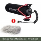Comica V30 Lite Video Recording Mic On Camera / Phone Microphone for Canon Nikon Sony DSLR DV Camcor